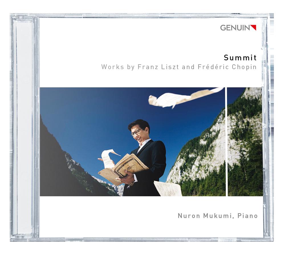 Nuron Mukumi Audio CD Summit